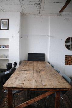 Table via Caroline Corrigan