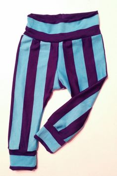 Hey, I found this really awesome Etsy listing at https://www.etsy.com/listing/183125687/infanttoddler-aqua-deep-purple-striped