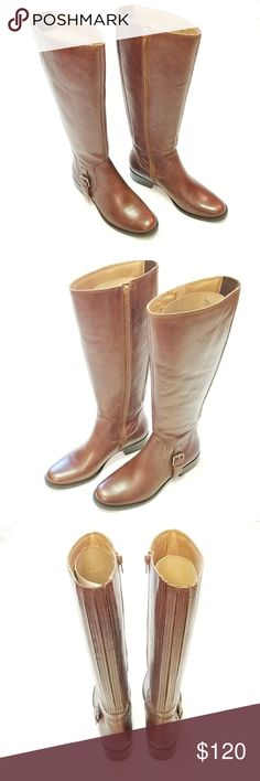 8eebcce3ad21 Matisse boots NWOB NWOB Matisse Foxtrot brown leather riding boot. Size 6.  Made in