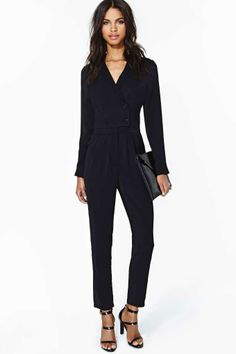Line & Dot Call Me Jumpsuit