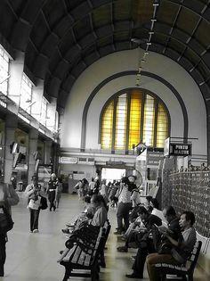 Stasiun Jakarta Kota, Indonesia Train Station, Batavia Old Town Jakarta