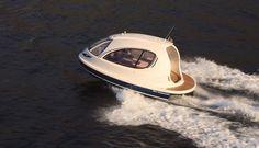 Jet Capsule http://buenespacio.es/jet-capsule.html #barco #mar #recreo #capsula #embarcacion #jet