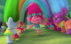 "Dreamworks cooks up sugar, spice, and everything nice to accidently create a rip-off version of The Smurfs Do you want a movie about fluffy colorful characters in a world that looks like spilled paint bottles, glitter, and sprinkles? Now you have one top with mediocre covers of famous songs like ""True Colors"" and ""Sound of …"