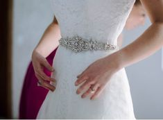 Used FERNANDA TERAN Sash/Belt, $200 | Bridal Accessories | Calexico