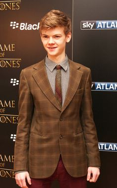 Thomas Brodie-Sangster Photos Photos - Thomas Sangster attends the season launch of 'Game of Thrones' season 3 at One Marylebone in London. - 'Game of Thrones' Launches in London