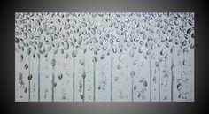 Modern Acrylique Peinture Abstrait Contemporain par acrylkreativ, $349.00