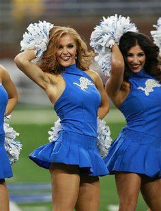 d849fd51 59 Best Detroit Lions Cheerleading images in 2017 | Detroit lions ...