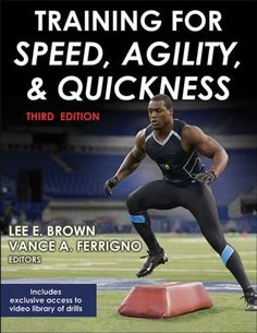 Training for Speed, Agility & Quickness