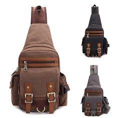 KAUKKO Men's Sling Bag – SavingCat