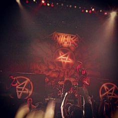 Anthrax - on Tour with Motörhead