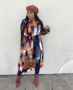 Sweet Winters online clothing boutique offers a vast collection of casual outfits made to fit all shapes and sizes including regular, petite, plus size, and curvy. Classy Outfits, Casual Outfits, Cute Outfits, Fashion Outfits, Modest Fashion, Fashion Tips, Black Women Fashion, Love Fashion, Fashion Looks