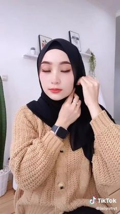 Niqab Fashion, Modest Fashion Hijab, Modern Hijab Fashion, Casual Hijab Outfit, Hijab Fashion Inspiration, Muslim Fashion, Mode Inspiration, Hijab Dress, Hijab Turban Style