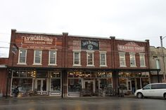 Lynchburg, TN is known as the home of Jack Daniel's Tennessee Whiskey, but is a great town in its own right. Visit Nashville, Nashville Tennessee, Nashville Music, Places To See, Places Ive Been, Jack Daniel's Tennessee Whiskey, Tennessee Waltz, Jack Daniels Distillery, Small Town America