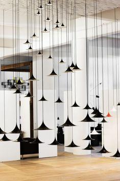 Gubi Showroom im Kopenhagener Hafen