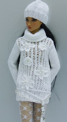 crochet, beautiful outfits for dolls ~Gemini~ / 46.33.2