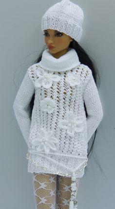 crochet, beautiful outfits for dolls ~Gemini~ / 46.33.2