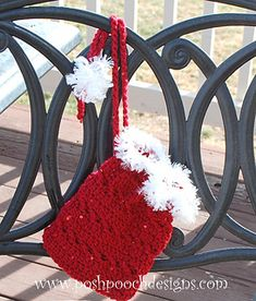 Christmas Sequin Gift Bag - Party Purse