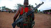 PROMOVENDO LINKS: Caneta feita a partir de bala sela acordo de paz e...