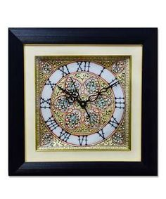 Wall Clock with LED & Wooden Frame | I found an amazing deal at fashionandyou.com and I bet you'll love it too. Check it out!