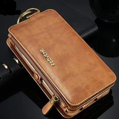 G&V™ Luxury Retro Wallet Phone Case - Limited iPhone Edition