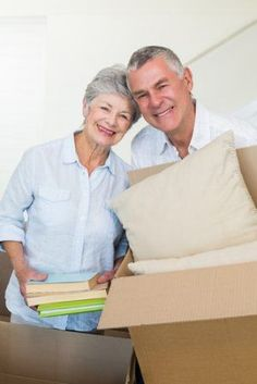 Want to simplify a senior's relocation? Here are 5 steps to an easier senior move.