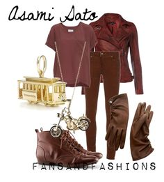 Omigod YES. I am totally dressing like Asami Sato at least once this fall.   CLICK THIS PIN if you want to learn how you can EARN MONEY while surfing on Pinterest
