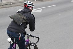 #Musette #Camo #bicycle bag