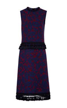 Shop Breadfruit Lightweight Wool Sleeveless Sheath Dress by Marc Jacobs for Preorder on Moda Operandi