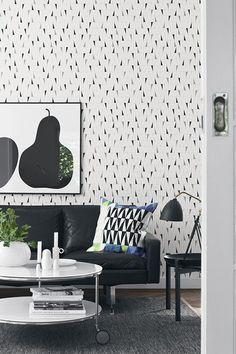 Ratio Wallpaper by Scandinavian Designers - Sven Markelius