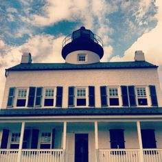 Blackistone Lighthouse St Clement S Island Photo By