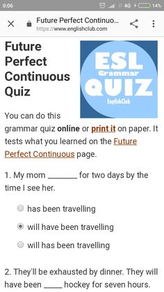 Advanced Grammar, Grammar Quiz, You Can Do, Learning, Paper, Studying, Teaching, Onderwijs