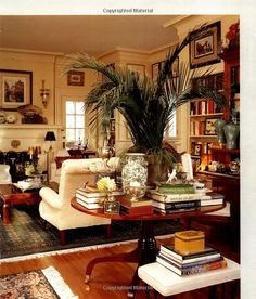 Nell Hill - always reminds me that clutter can look fabulous. Yes, it can:)