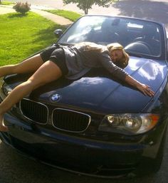 """""""...i REALLY love my Bimmer :) Got her in 36 days and fulfilled my dream of owning a convertible """"at some point in my life"""" and i did it at just 28!"""" - Alicia Gifford"""