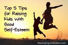 Is your child's self-esteem ready for the start of the school year? Here are my top 5 tips for helping your child have high self-esteem (in the most positive sense of the term). self esteem tips, self love