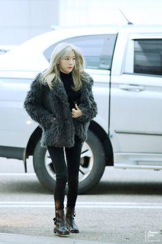 最新2015 空港全身ファッション✈Taeyeon Album 随時更新中 | Taeyeon Soft Cream Alubum ☺ Snsd http://buff.ly/1TOSh1Q #taeyeon #snsd