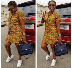 Ankara Xclusive: Classic, Stylish and Latest Ankara Short Dresses 2018 for Smart Ladies African Fashion Ankara, African Inspired Fashion, Latest African Fashion Dresses, African Print Fashion, Short African Dresses, Ankara Short Gown Styles, African Print Dresses, Short Dresses, Dress Styles