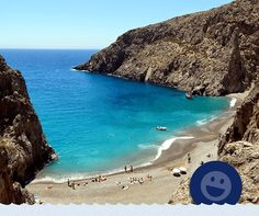 Learn about the amazing beach of Agiofarago, Heraklion, Crete, Greece. Beach Fun, Beach Trip, Crete Beaches, Heraklion, Mediterranean Sea, Continents, Travel Guide, Greece, Tourism