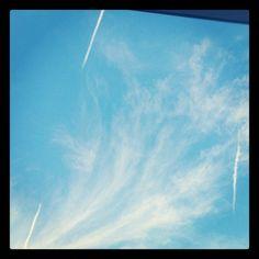 #sky #cloud #sora #空 #雲 - @comfy- #webstagram