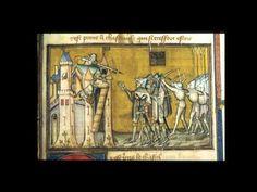 Song: Chanson d'apres: No puesc sofrir c'a la dolor  Artist: Jordi Savall  Album: Estampies Et Danses Royales - Le Manuscrit Du Roi (1270-1320)