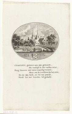Anna Catharina Brouwer   Het dorp Charlois, Anna Catharina Brouwer, 1791 - 1793  