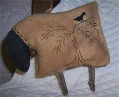 Image result for burlap pigs