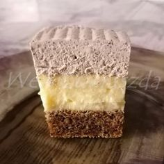 Hungarian Desserts, Hungarian Recipes, Vanilla Cake, Paleo, Muffin, Goodies, Food And Drink, Sweets, Snacks