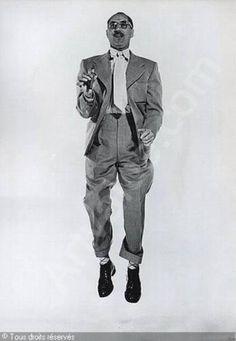 """Groucho Marx, Philipp Halsman y la fotografía """"jumpology"""""""