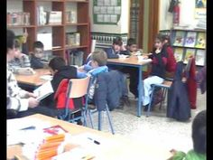 ACTIVIDADES BECREA CEIP JOSE MORENO VILLA, MALAGA Videos, School Libraries, Short Stories, I Love, Activities