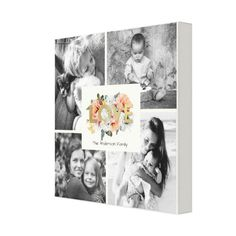Decorate your walls with Family canvas prints from Zazzle! Choose from thousands of great wrapped canvas to beautify your home or office. Family Canvas, Multi Photo, Photo Canvas, Canvas Art Prints, Wrapped Canvas, Fancy, Beautiful Wall, Wall Art, Flowers