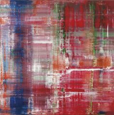 Gerhard Richter » Art » Paintings » Abstracts » Abstract Painting » 798-3