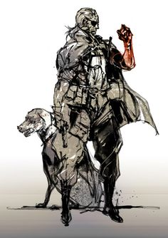 Browse a selection of 50 concept art made for The Art Of Metal Gear Solid V, The Phantom Pain.f Metal Gear Solid V is the ninth and final installment in Metal Gear Games, Snake Metal Gear, Bayonetta, Metal Gear Solid Series, Character Art, Character Design, Mgs V, Metal Gear Rising, Snake Art
