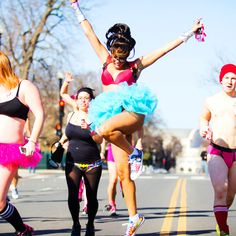 Cupid's Undie Run Orlando 2/15 (I think, the webpage says 2013 but all of the registration stuff is accurate)  For Kevvie!