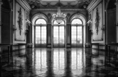 Arches Architecture Art Baroque Black And White  Free Photo