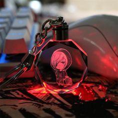 Yuri Plisetsky Crystal LED Light Pendant Keychain  #yurionice #yurikatsuki #yuriplisetsky #yuri #yuurikatsuki #yuuri #yurio #victornikiforov